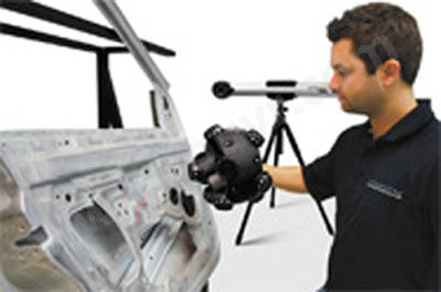 Creaform MetraSCAN 210 3D光学扫描器