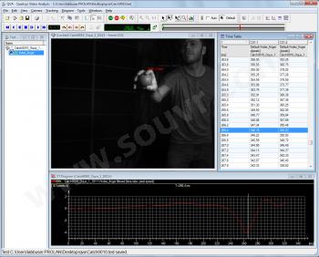 Qualisys视频分析器